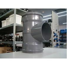 ПВЦ (PVC) тетка ф160/127