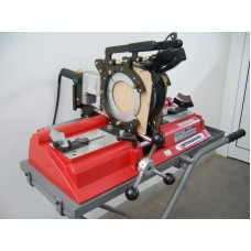 Машина за челно заваряване на пластмасови тръби ROWELD P 160 SANILINE Rothenberger